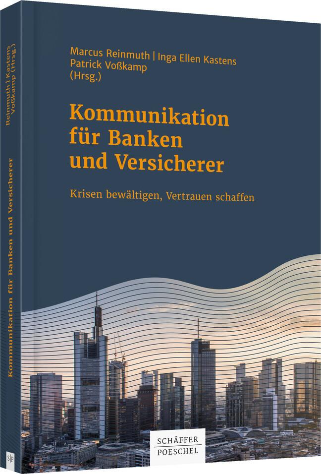 Kommunikation für Banken und Versicherer als Buch