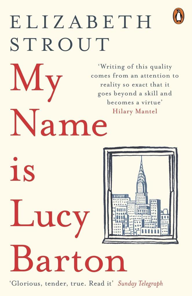 My Name Is Lucy Barton als eBook