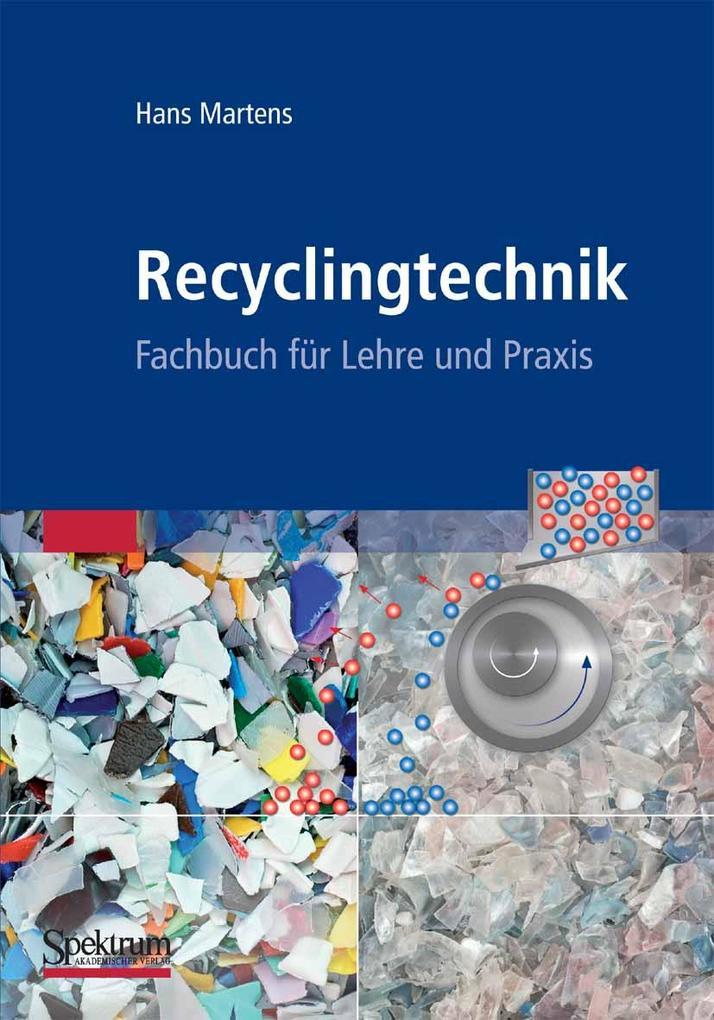 Recyclingtechnik als eBook