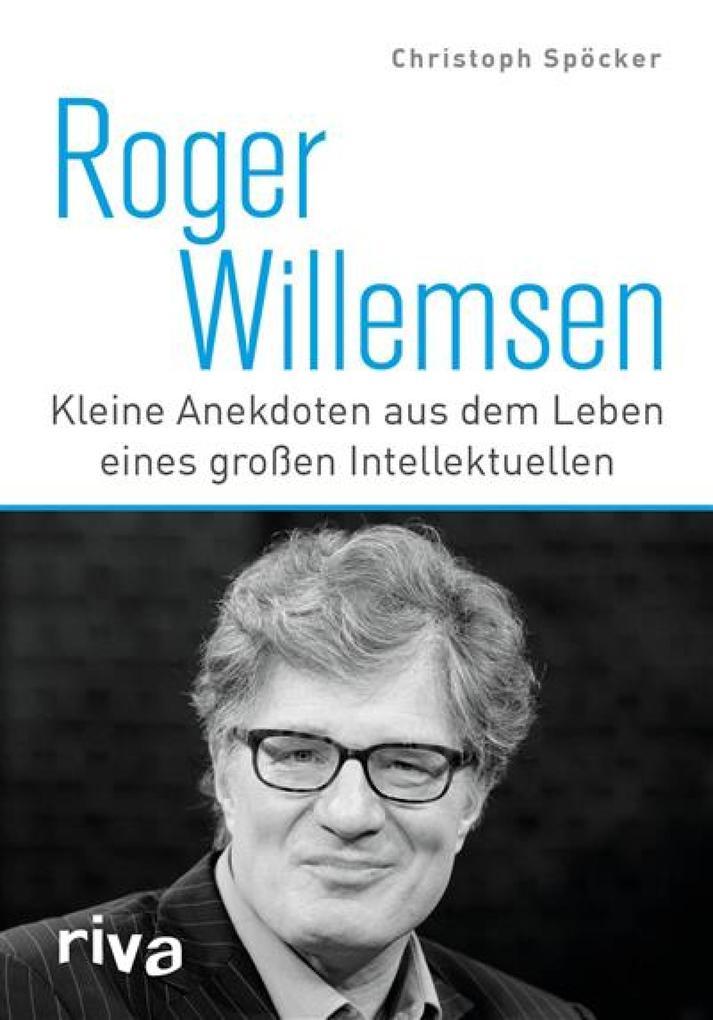 Roger Willemsen als eBook