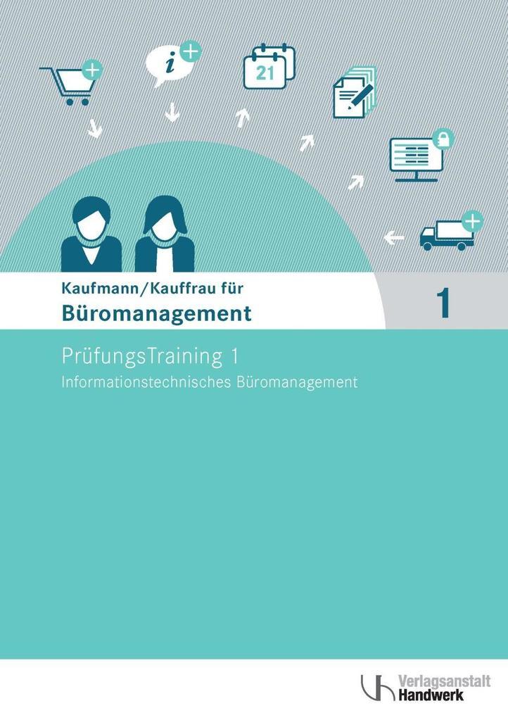 Kaufmann/Kauffrau für Büromanagement als Buch