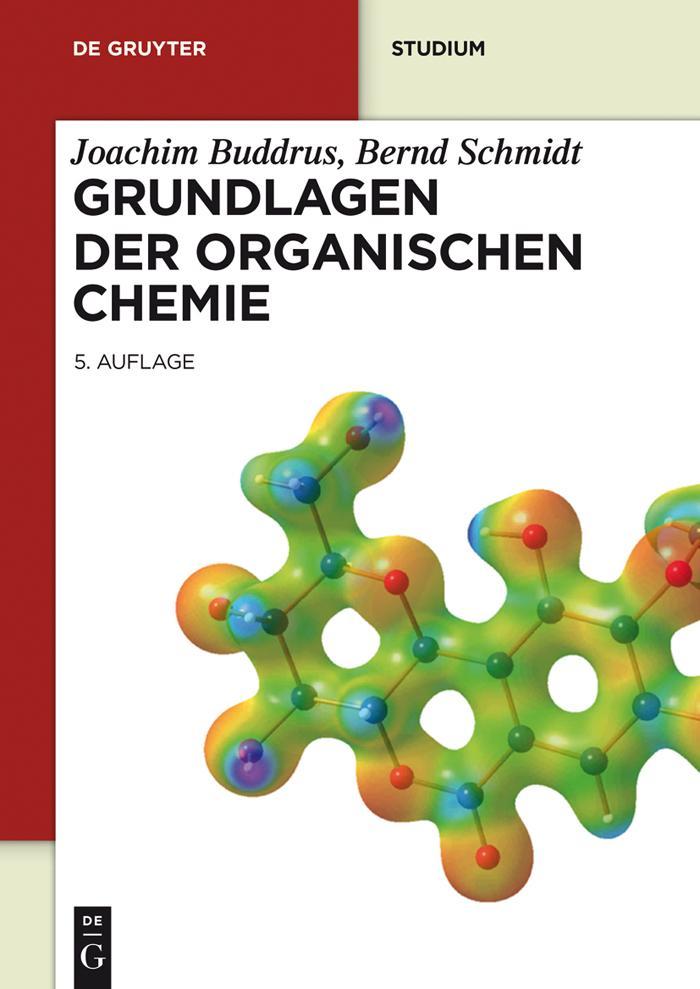 Grundlagen der Organischen Chemie als eBook
