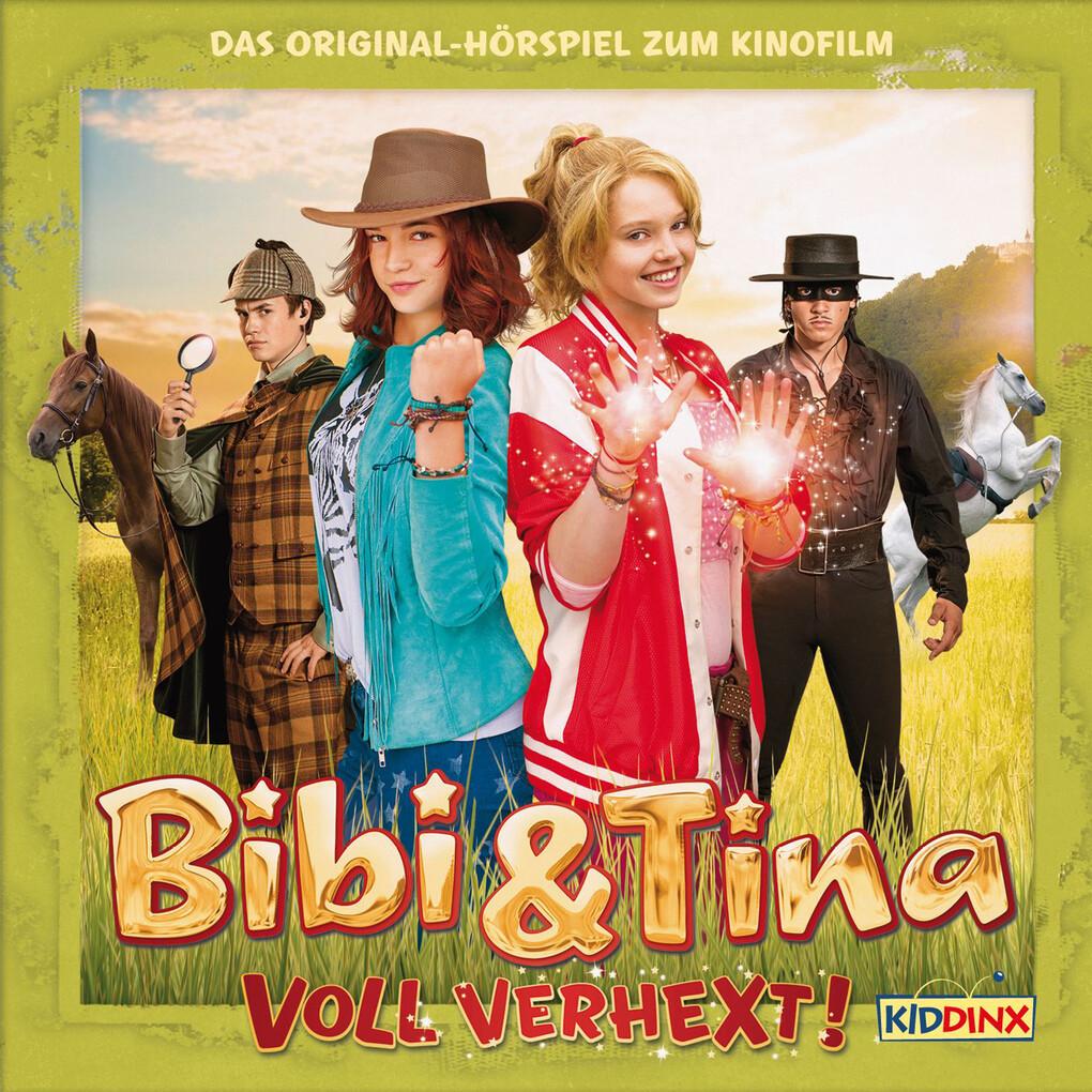"Bibi & Tina - Das Original Hörspiel zum 2. Kinofilm ""Voll verhext"" als Hörbuch Download"