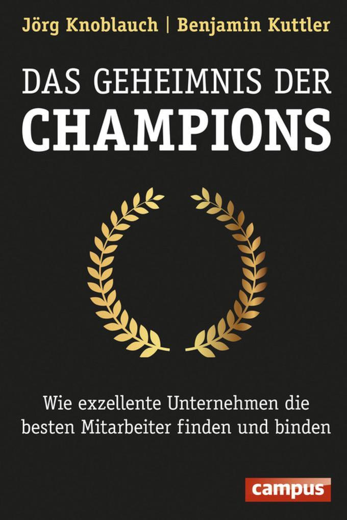 Das Geheimnis der Champions als eBook