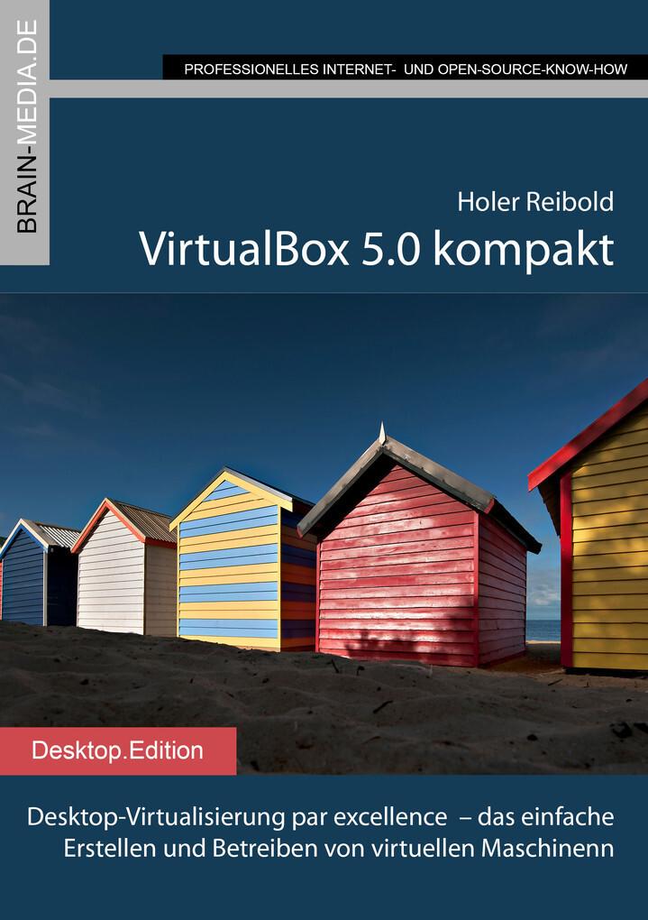 VirtualBox 5.0 kompakt als eBook