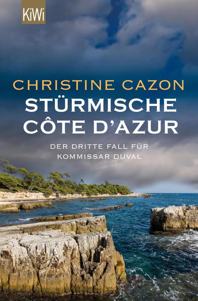 Stürmische Côte d'Azur als eBook