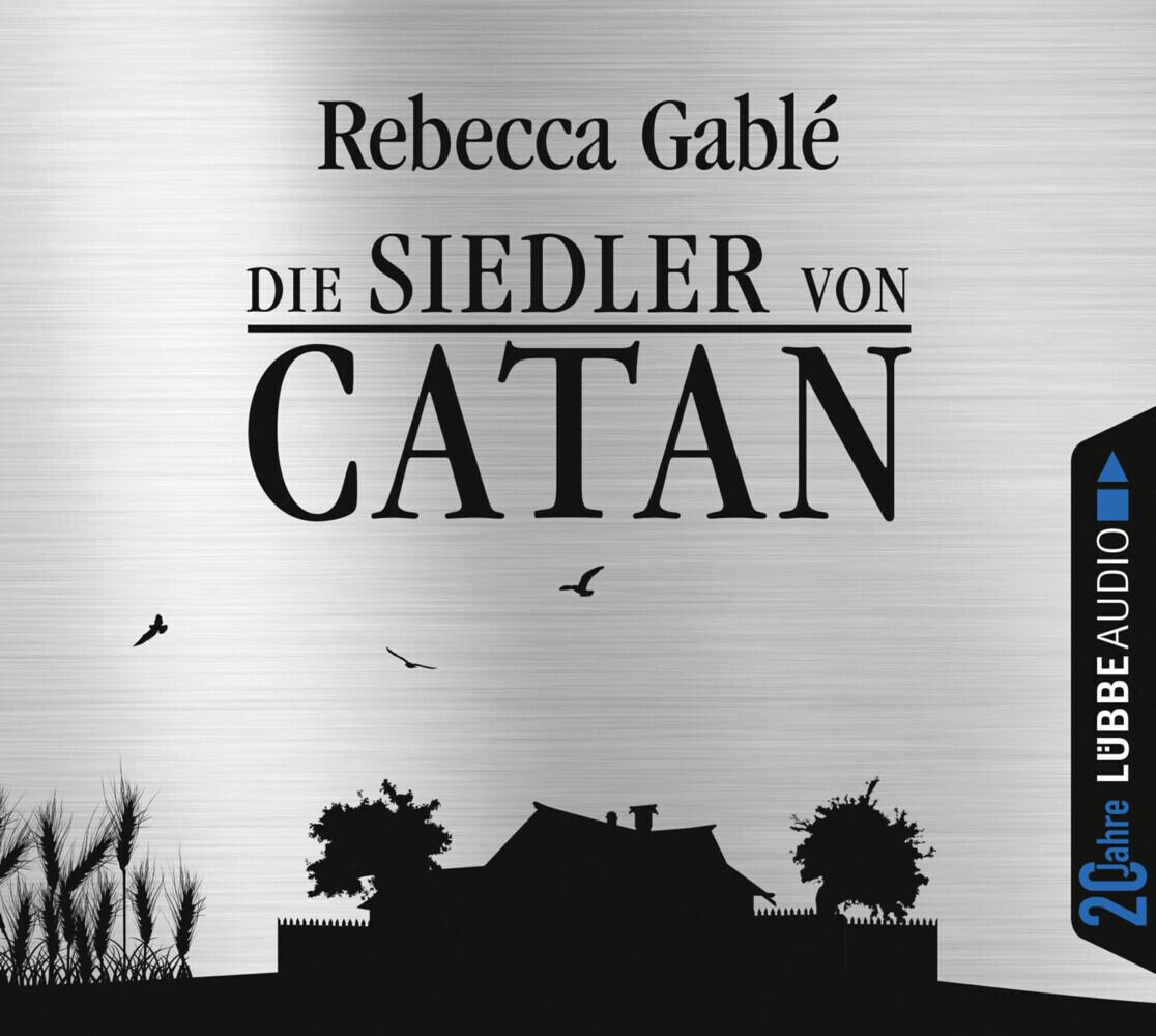 Die Siedler von Catan als Hörbuch