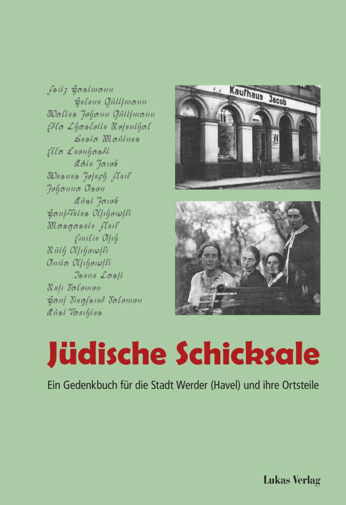 Jüdische Schicksale als Buch von