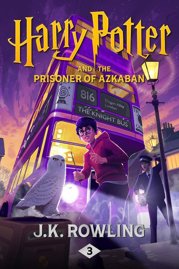 Harry Potter and the Prisoner of Azkaban als eBook