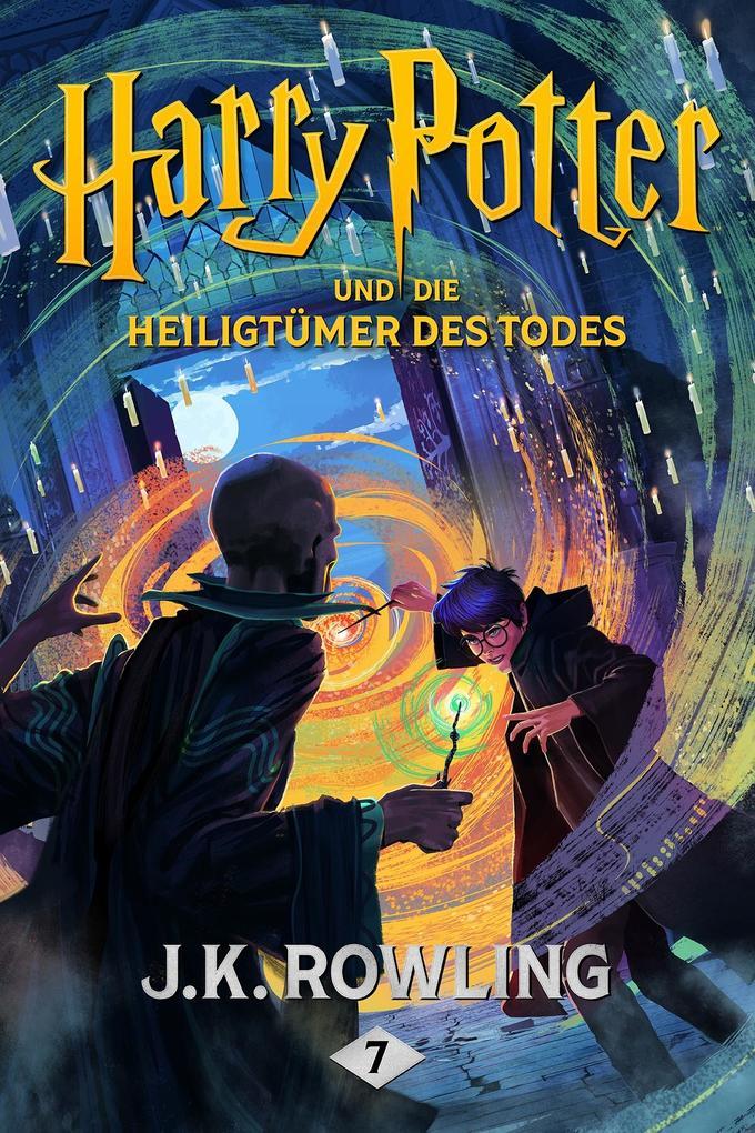 Harry Potter und die Heiligtümer des Todes als eBook
