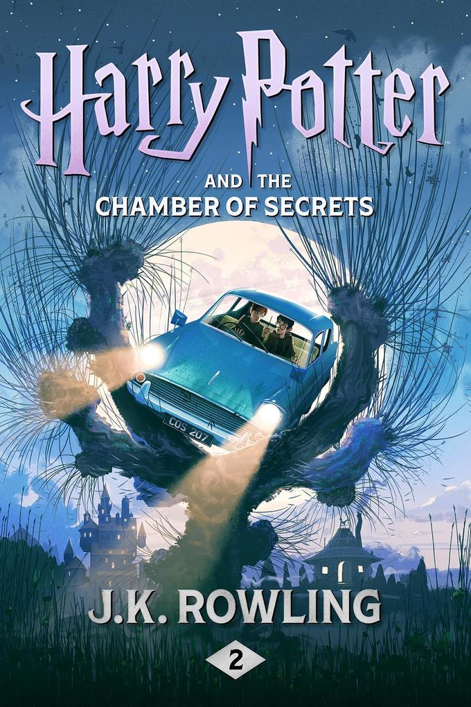 Harry Potter and the Chamber of Secrets als eBook