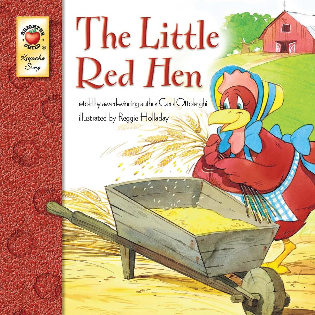 Little Red Hen als eBook