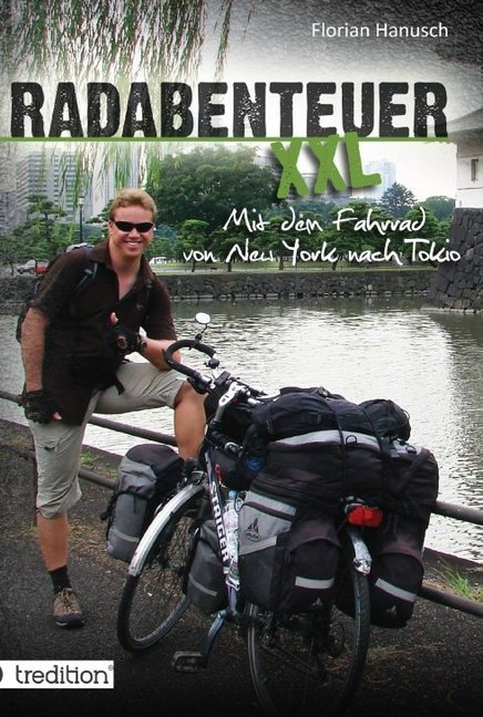 Radabenteuer XXL als Buch