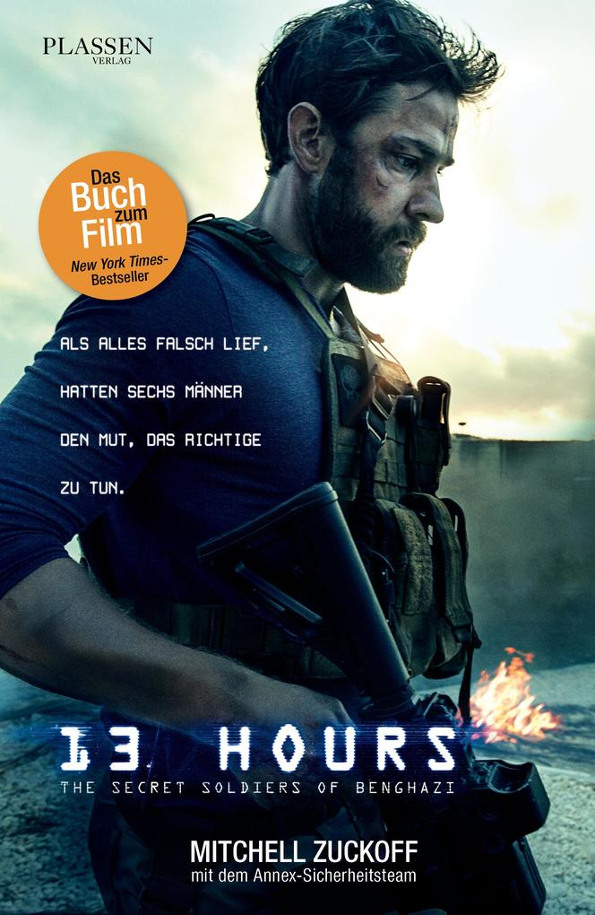13 Hours als eBook