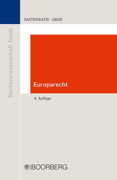 Europarecht als Buch