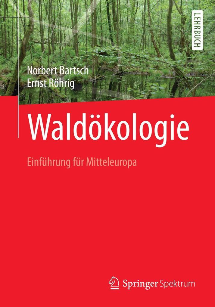 Waldökologie als eBook