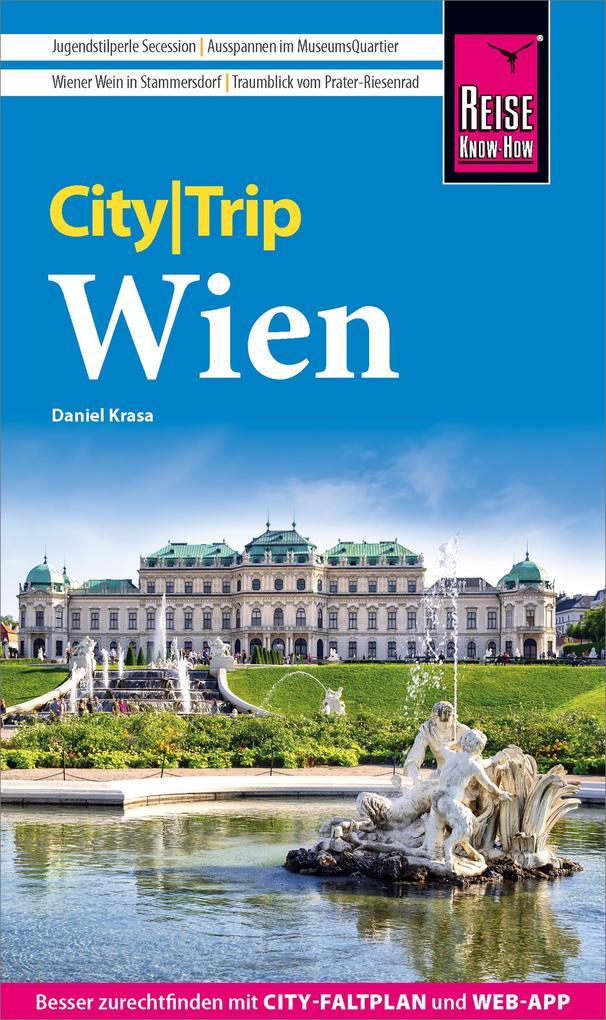 Reise Know-How CityTrip Wien als eBook