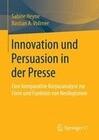 Innovation und Persuasion in der Presse