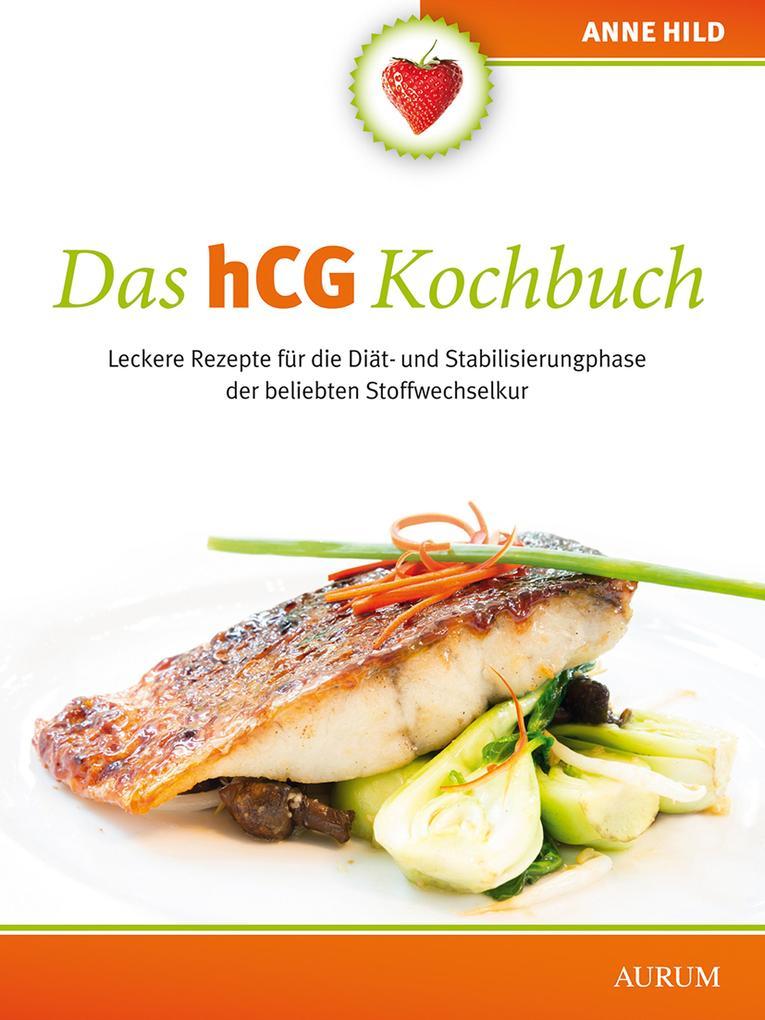 Das hCG Kochbuch als eBook