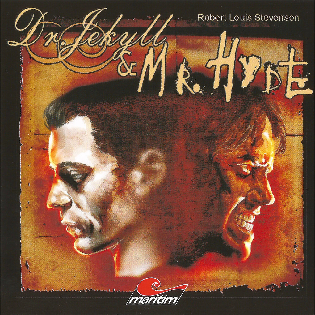 Die schwarze Serie, Folge 5: Dr. Jekyll & Mr. Hyde als Hörbuch Download