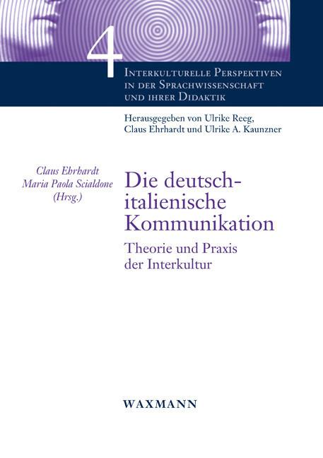 Die deutsch-italienische Kommunikation als Buch