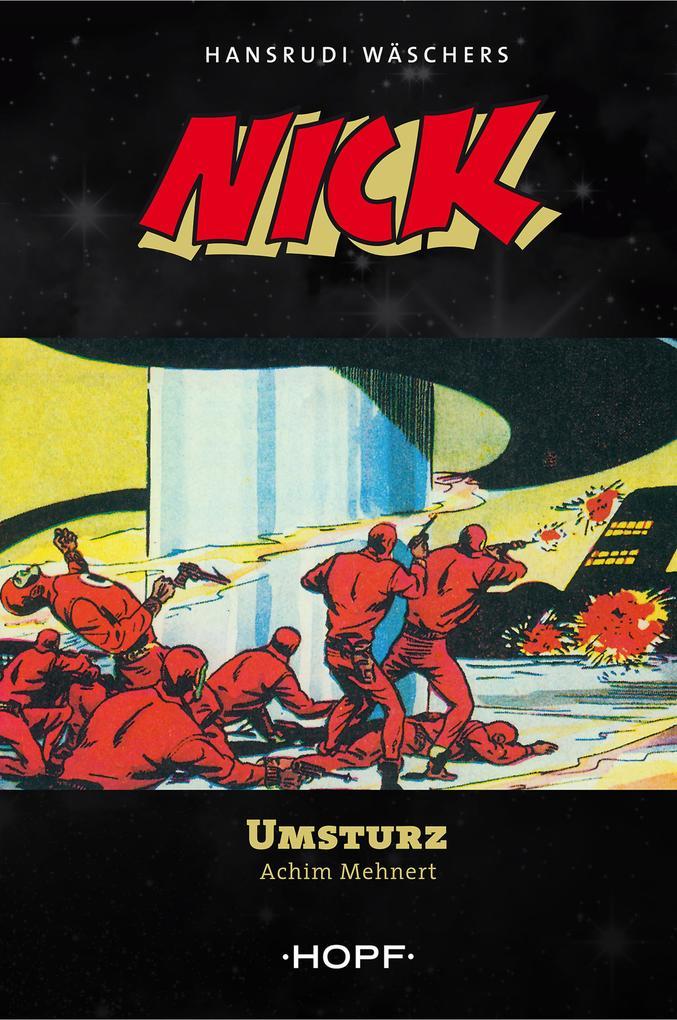 Nick 2: Umsturz als eBook