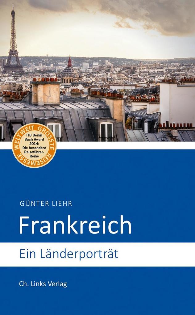 Frankreich als Buch