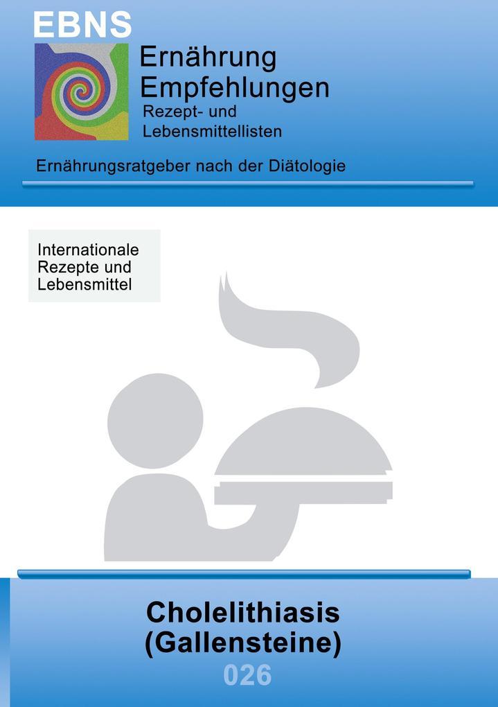 Ernährung bei Gallensteine als eBook epub