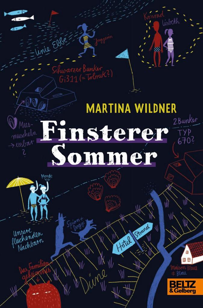 Finsterer Sommer als eBook