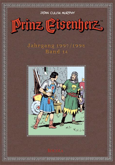 Prinz Eisenherz. Murphy-Jahre / Jahrgang 1997/1998 als Buch