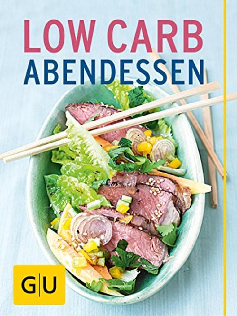 Low Carb Abendessen als eBook