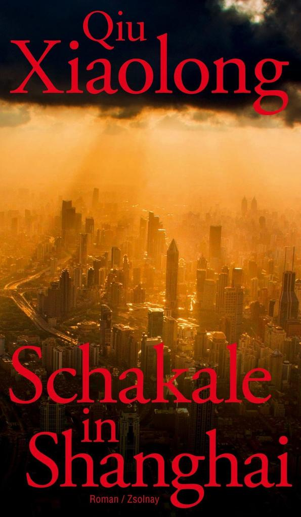 Schakale in Shanghai als eBook