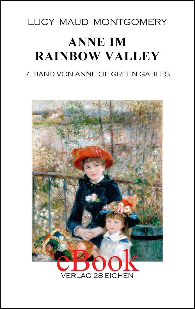 Anne im Rainbow Valley als eBook