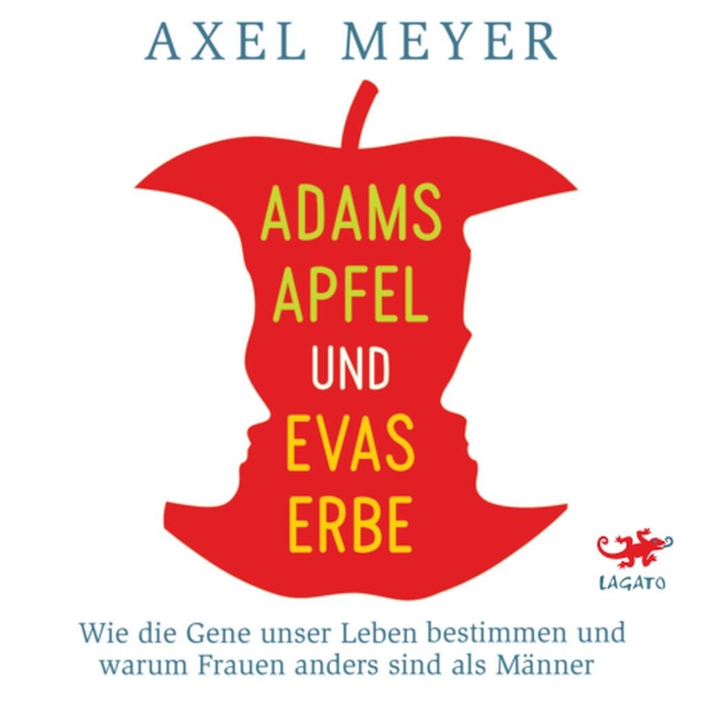 Adams Apfel und Evas Erbe als Hörbuch Download
