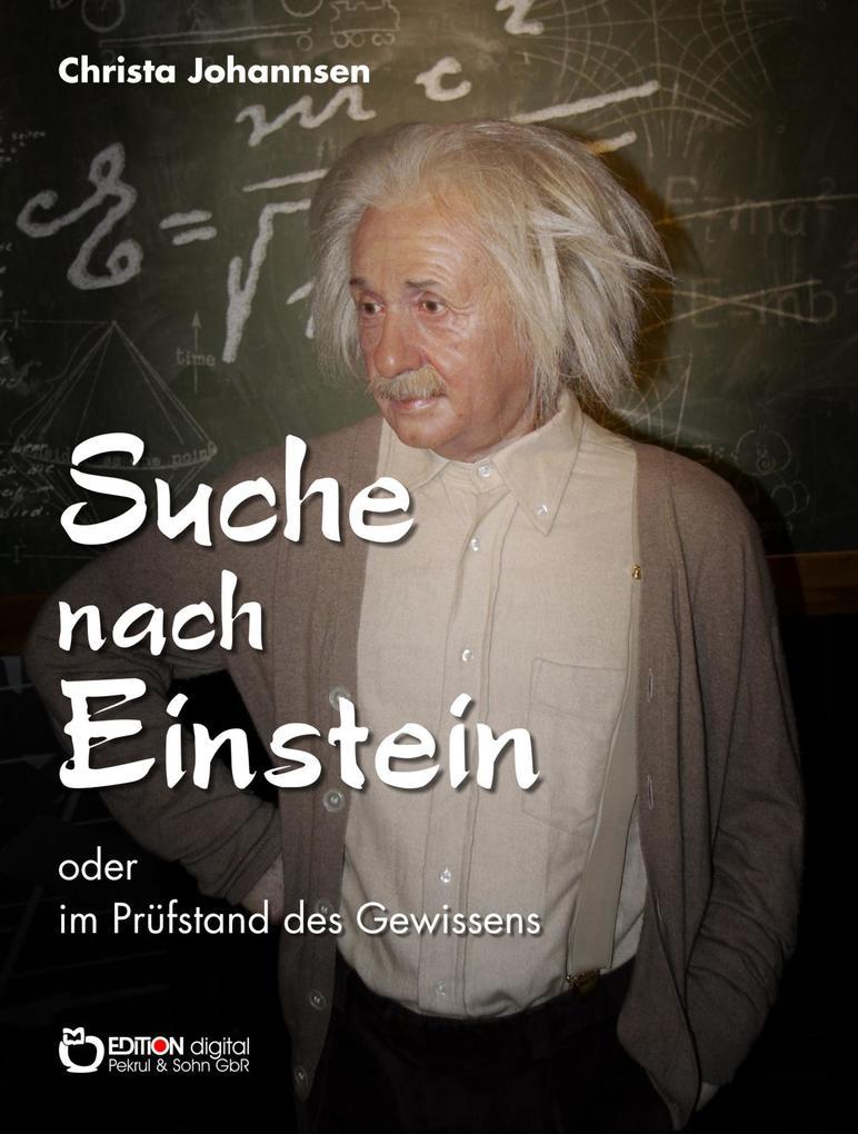 Suche nach Einstein oder im Prüfstand des Gewissens als eBook