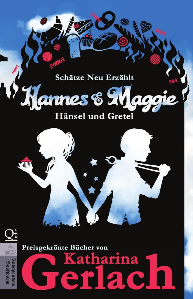 Hannes und Maggie als eBook