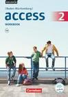 English G Access Band 2: 6. Schuljahr - Baden-Württemberg - Workbook Audios online