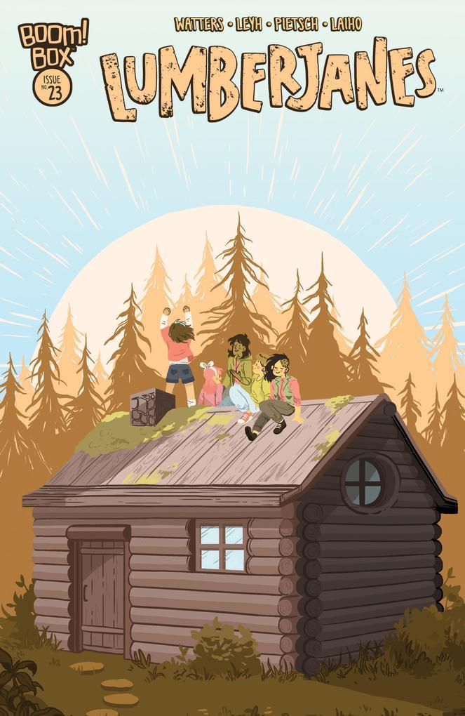 Lumberjanes #23 als eBook von Shannon Watters, Kat Leyh