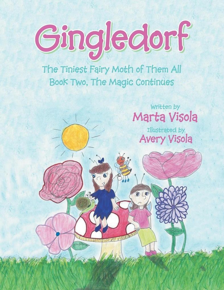 Gingledorf als Taschenbuch von Marta Visola