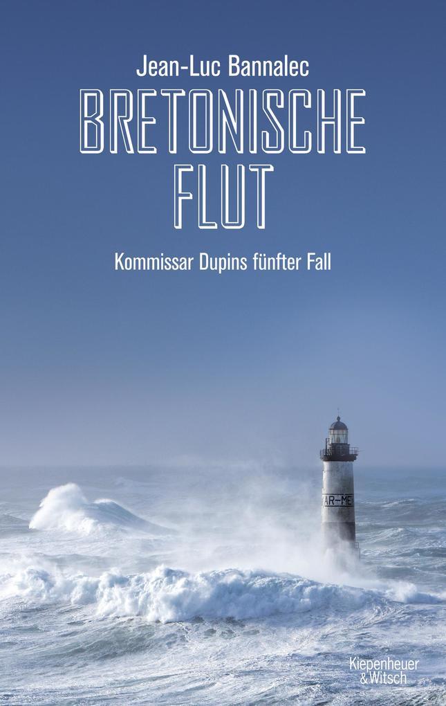 Bretonische Flut als Buch
