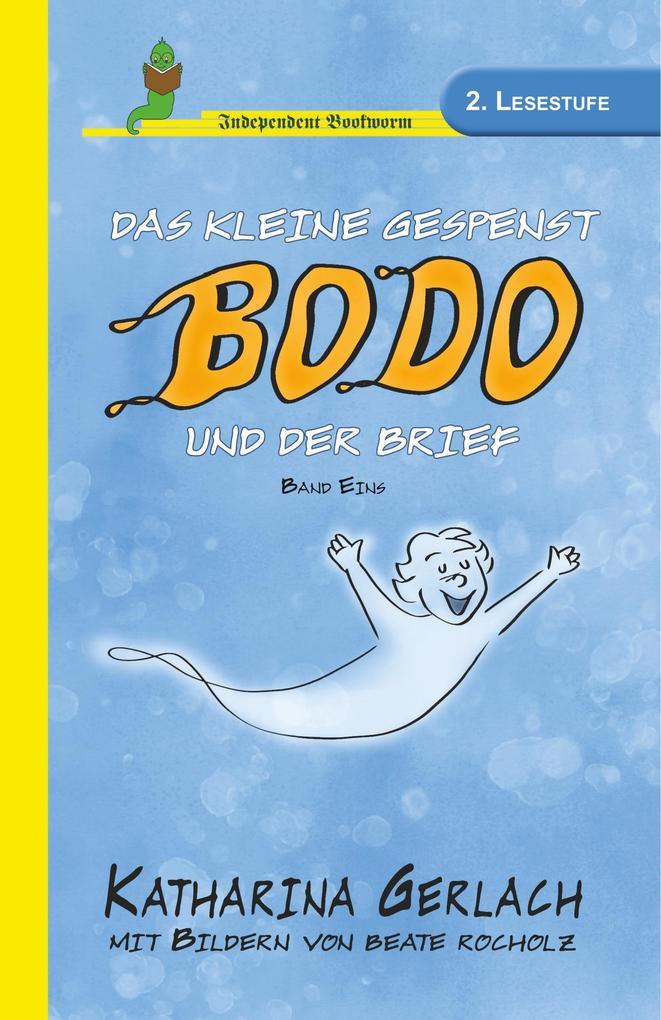 Das kleine Gespenst Bodo und der Brief als Buch
