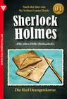 Sherlock Holmes 4 - Kriminalroman