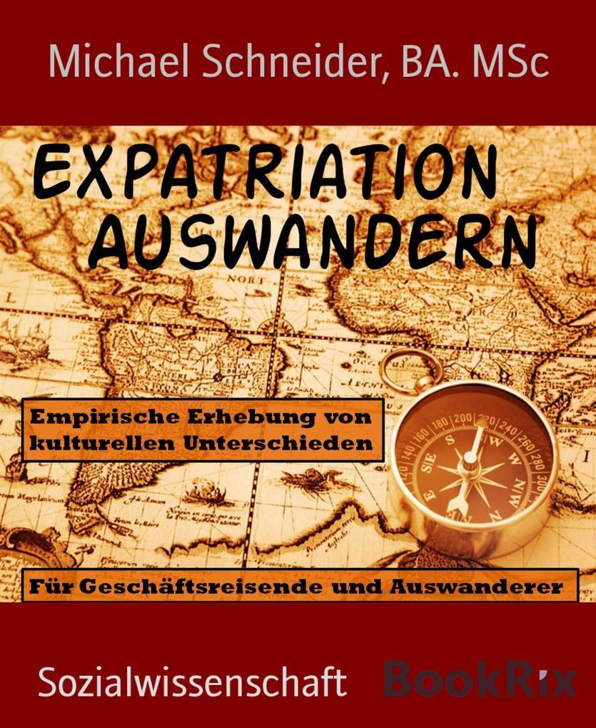Expatriation  Auswandern als eBook epub