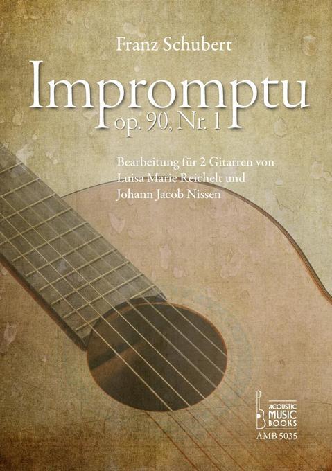 Impromptu op. 90, Nr. 1