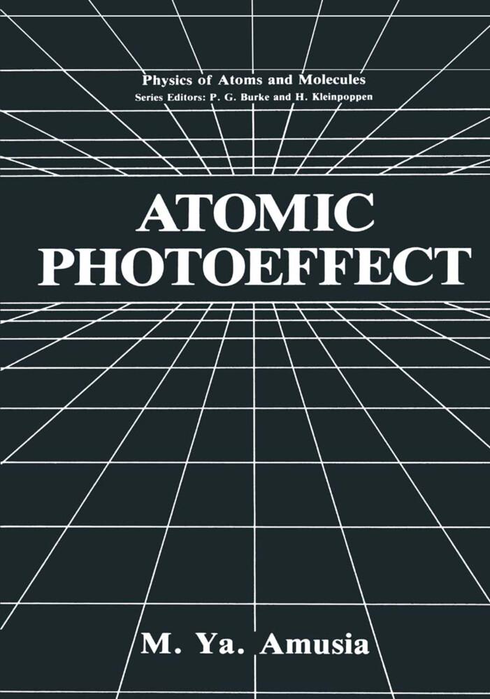 Atomic Photoeffect als Buch (gebunden)