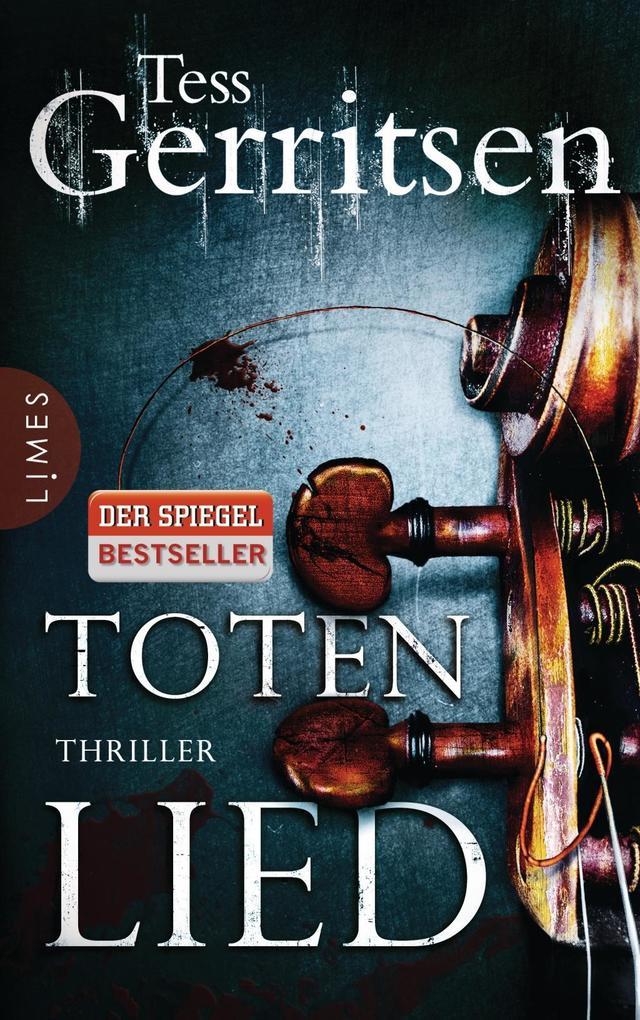 Totenlied als Buch