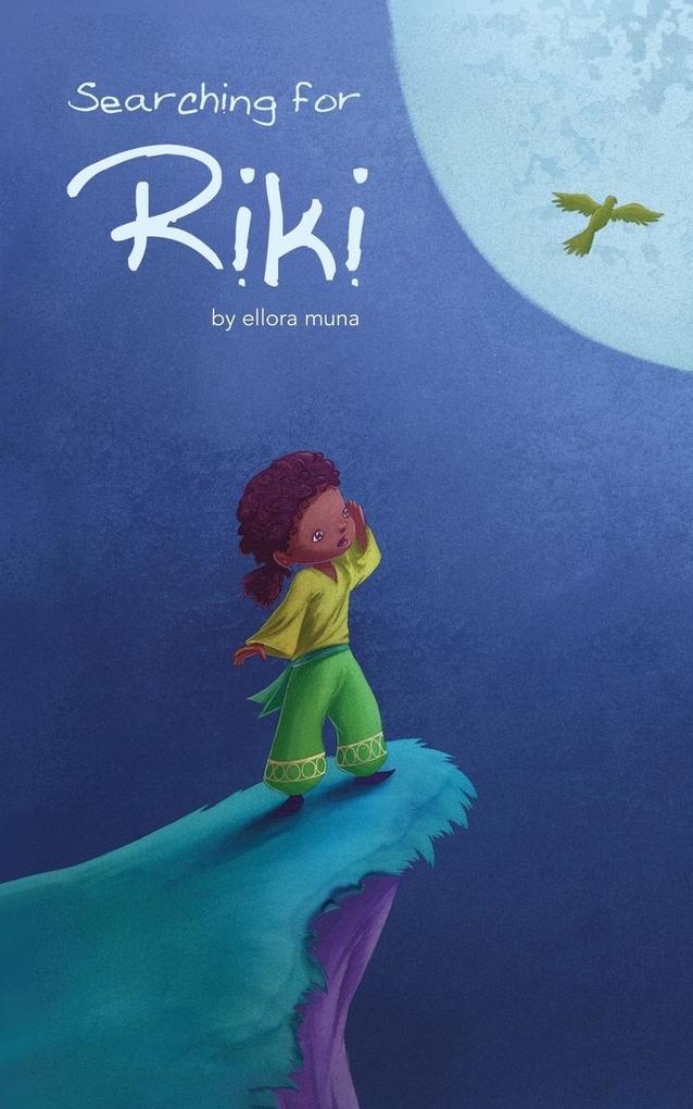 Searching for Riki als Taschenbuch von Ellora Muna