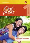 Qué pasa 1. Cuaderno de actividades mit Audio-CD für Schüler