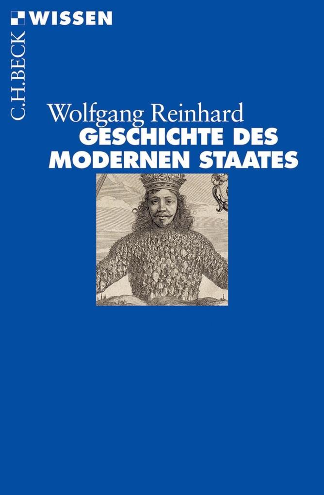 Geschichte des modernen Staates als eBook