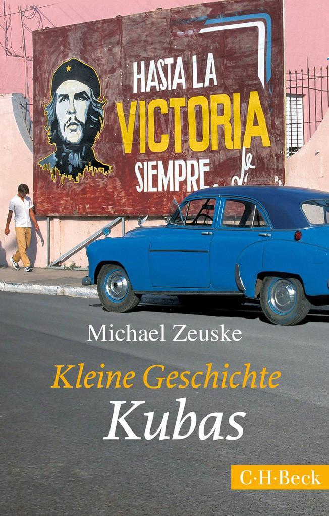 Kleine Geschichte Kubas als Taschenbuch